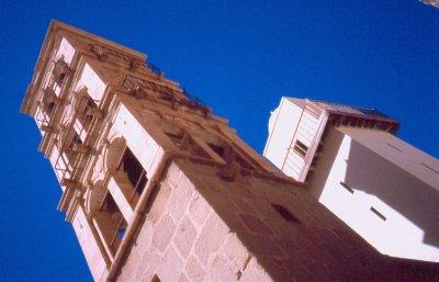 minarette und kirchtürme
